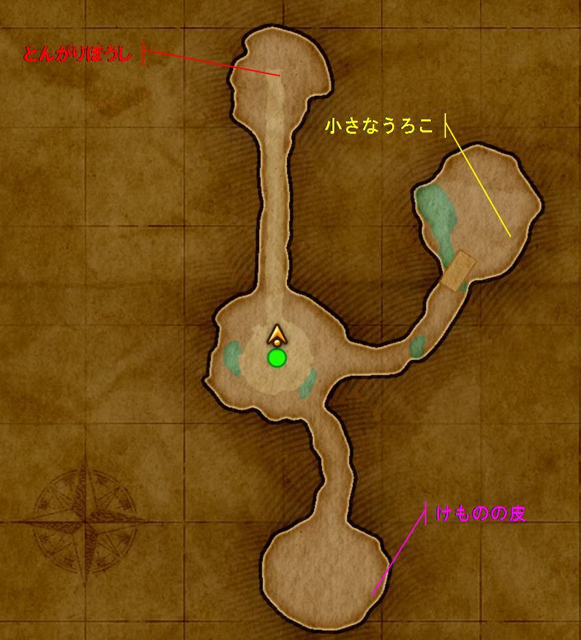 ゲーム ドラゴンクエスト11 ドラクエ11 XI アイテム 採集 収集 MAP 取得 場所 デルガダールの丘